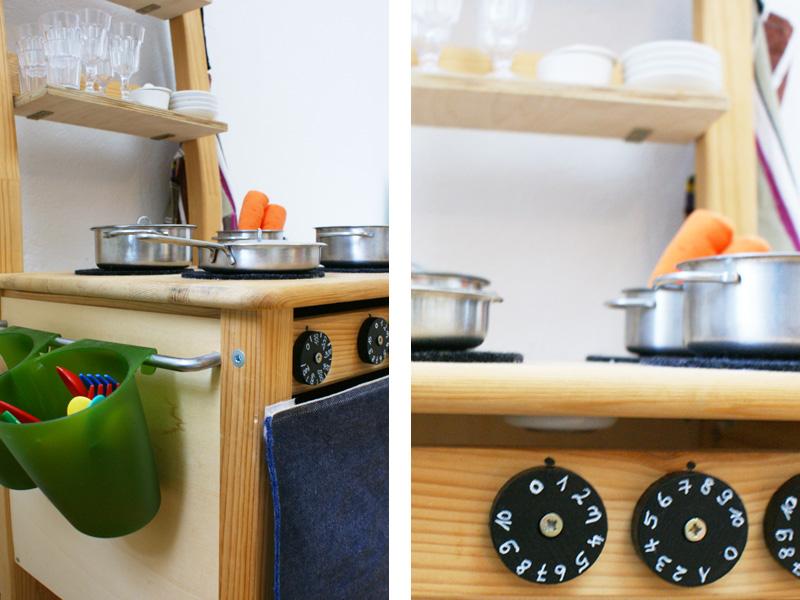 DIY Stuhlküche