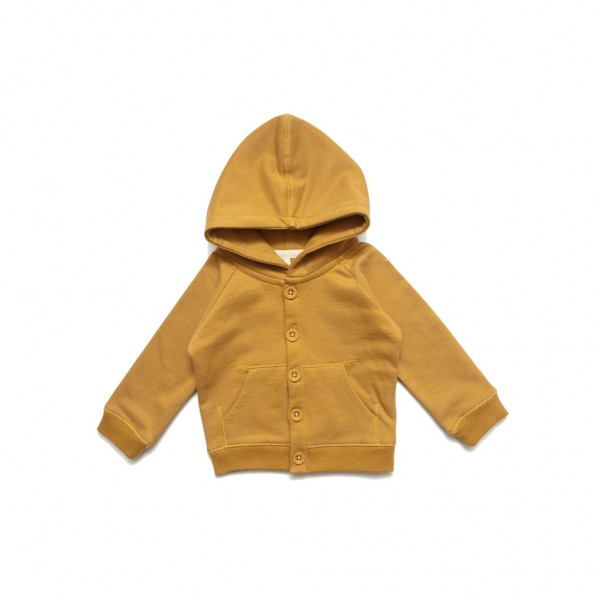 GrayLabel-Biobaumwolle_Hooded_Sweater_Mustard