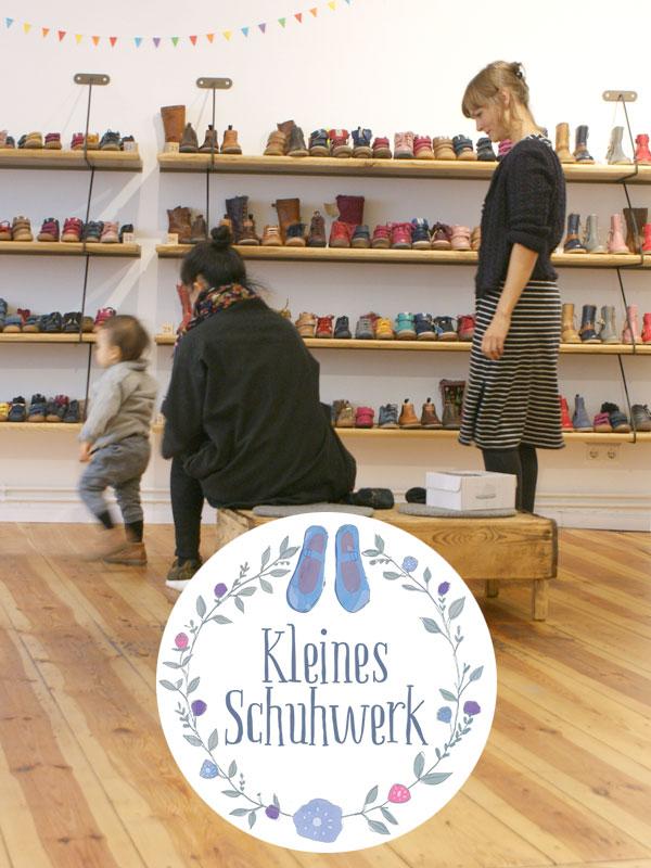 Kleines Schuhwerk – richtig gute Schuhe!   Nachhaltig Gutes