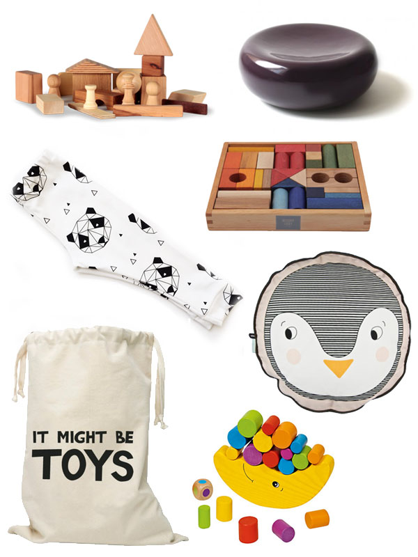 Richtig gute Weihnachtsgeschenke!   Nachhaltig Gutes für Familien