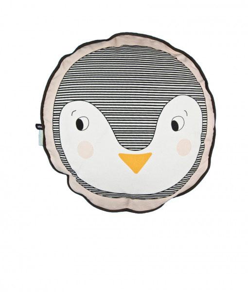 Pinguin-Kissen-Oyoy-Design