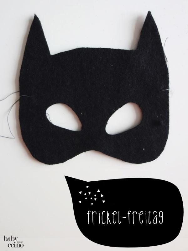 Fairkleiden Diy Batman Kostum Nachhaltig Gutes Fur Familien