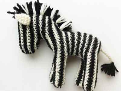 FrauApfelkern-Zebra-Gehaekelt