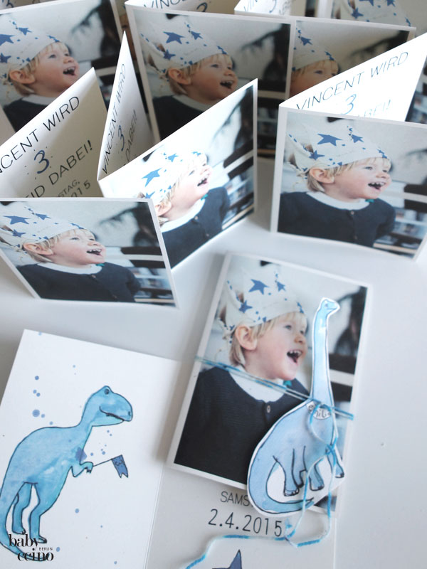 Dino-Einladungskarten-Recyclingpapier-1