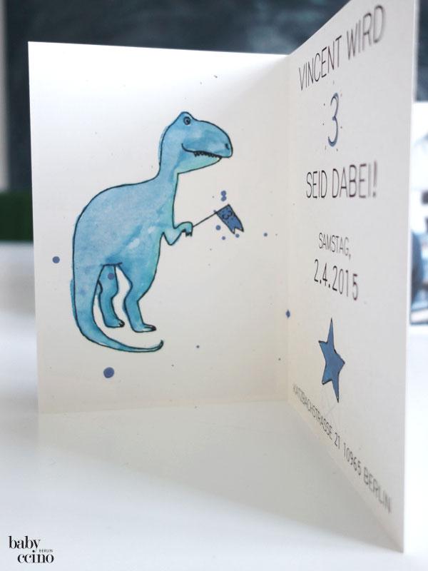 Dino-Einladungskarten-Recyclingpapier-2