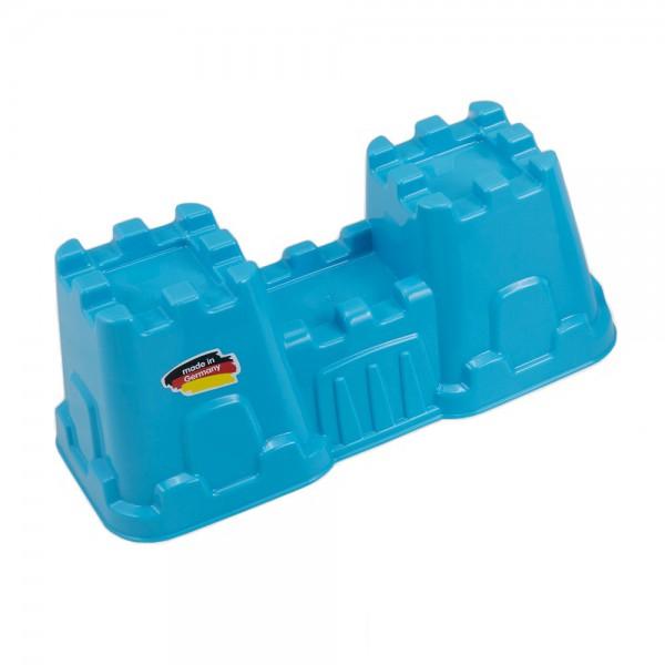 Sandformen-Sandspielzeug-Burgmauer-mit-Turm-fuer-Jungen-hellblau-von-spielstabil-1_720x600