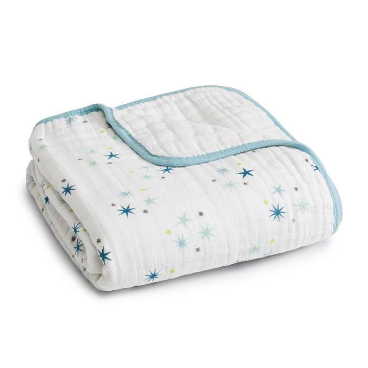 aden-anais-baby-blanket-organic-muslin-stars-blue