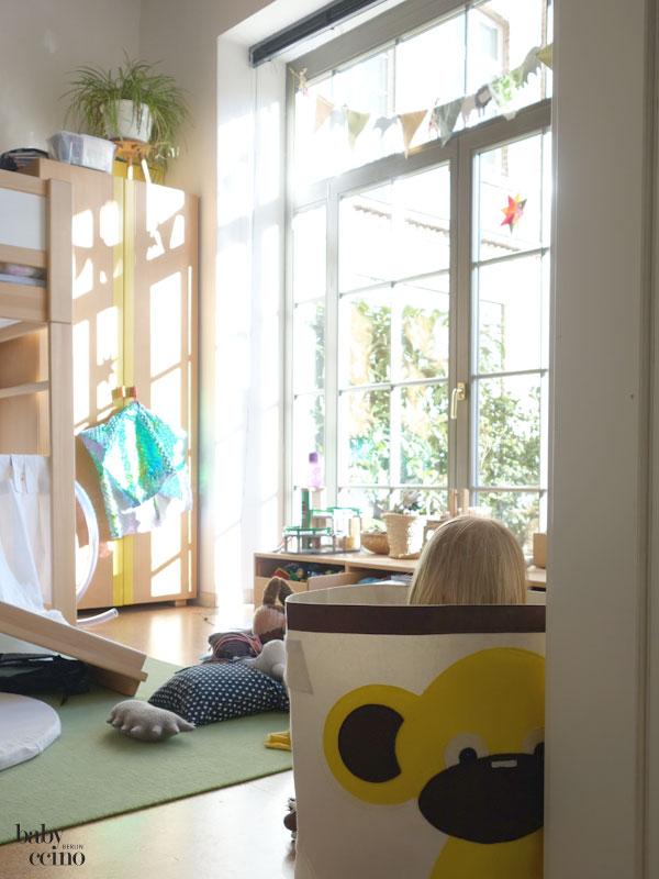 Kinderzimmer-Update: alles findet (wieder) seinen Platz ...